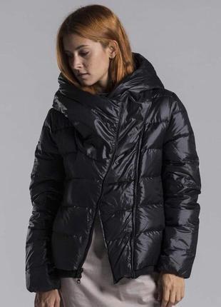 Новый пуховик nike куртка косуха пух 75% перо 25% оригинал в наличии найк