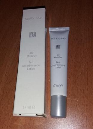 Матирующий крем для комбинированной и жирной кожи mary kay