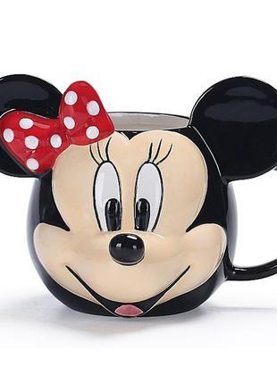 Disney чашка в форме мини ❤