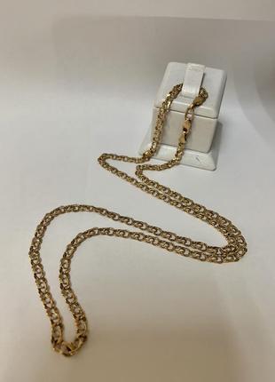 Золотая цепочка цепь ланцюг золото 585
