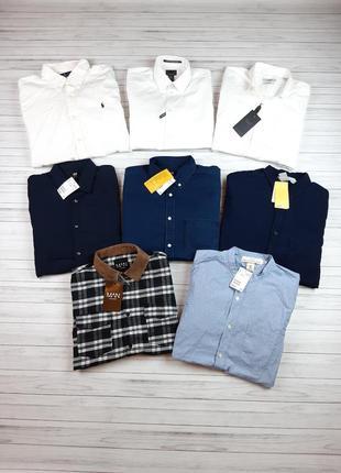Большой выбор мужских рубашек по приятным ценам