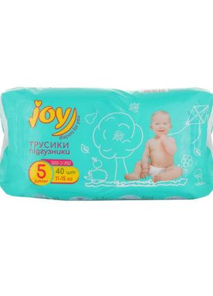 Підгузники трусики joy #5