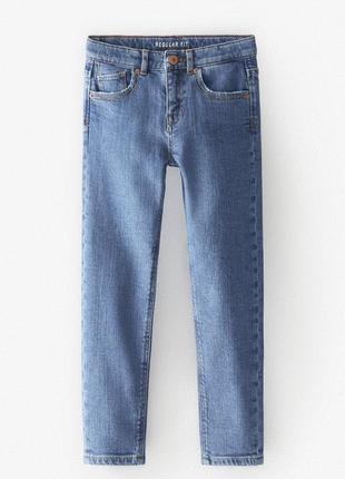 Стильные джинсы-скинни zara для подростков