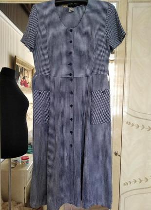 Платье халат новый c&a