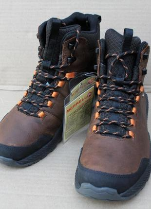 Ботинки merrell forestbound mid waterproof j77299 мембрана оригінал