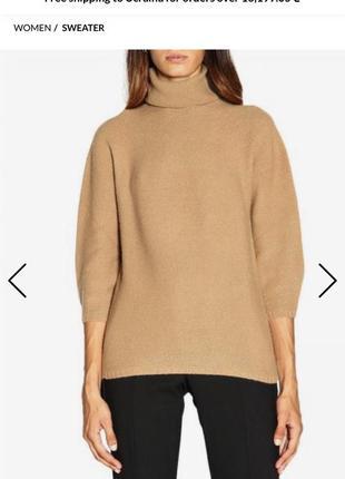 Пуловер кашемировый оригинал max mara размер м