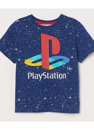 H&m детская футболка для мальчика
