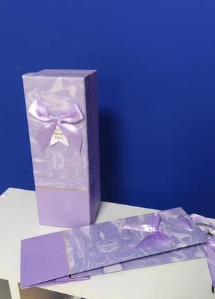 Подарочная коробка с пакетом (набор)