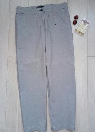 Серые летние брюки luisa cerano