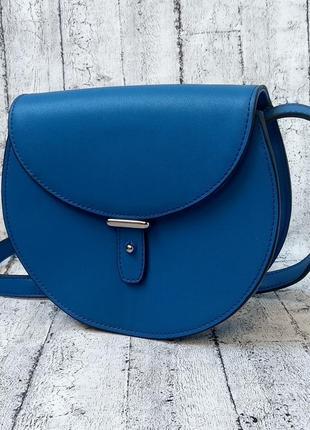 Стильная летняя сумка most wanted, натуральная кожа