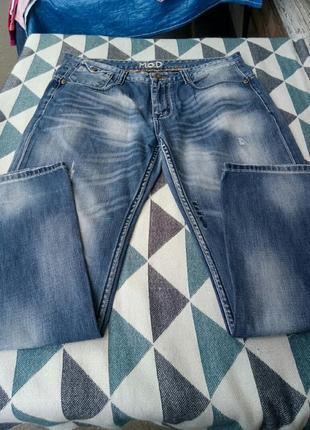 Мужскиe джинсы