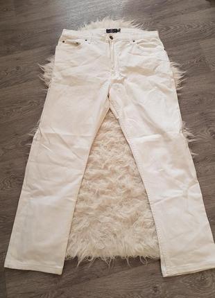 Sale 🔥очень стильные качественные коттоновые мужские брюки 👖 blue harbour marks & spencer👖