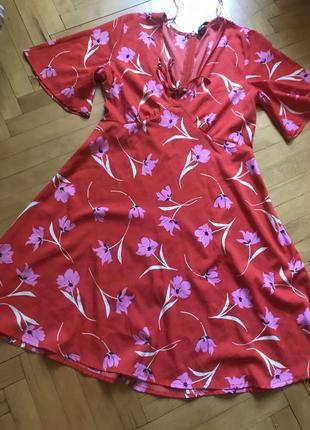 Лёгкое летнее платье