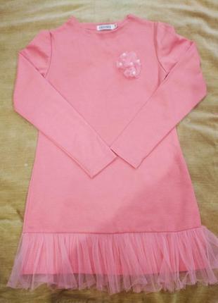 Туника платье на девочку