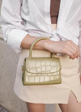 Женская сумка. сумка через плече. маленькая сумочка