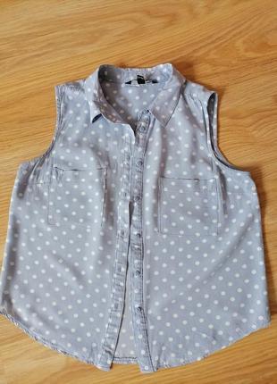 Лёгкая блузочка от tally weijl