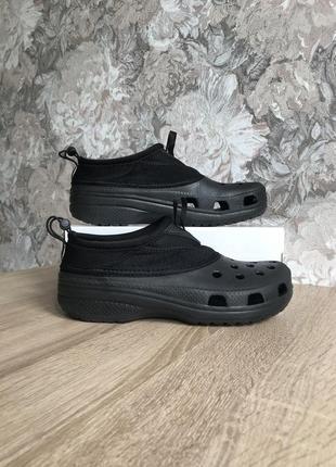 Crocs 41-42 р крокс кроксы босоножки шлепки
