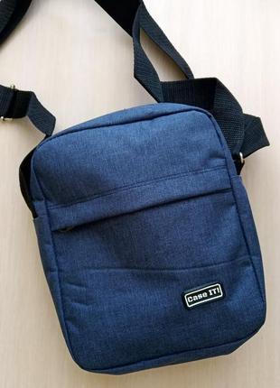 Мужская сумка барсетка на плечо