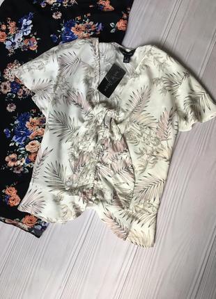 Нежнейшая блузочка new look