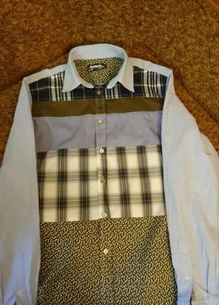 Рубашка с длинным рукавом от desigual