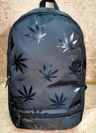 (44*30-большое)рюкзак спортивный печать лист супер молния городской