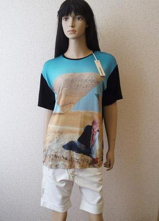 Женская футболка diesel (t-rachel-d)