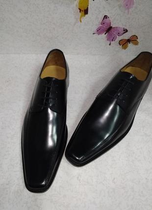 Кожаные туфли melvin&hamilton (мелвин энд хамильтон)
