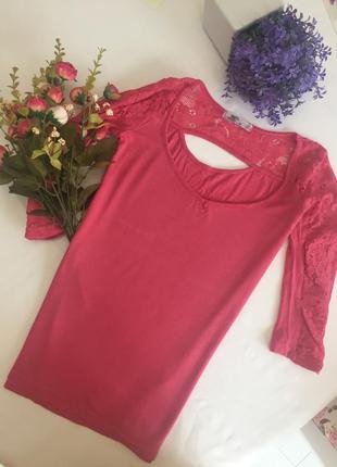 Очень красивая блуза bershka!xs