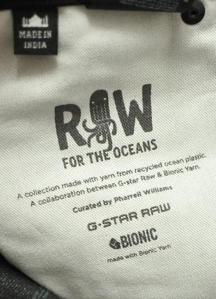 Джинси g-star raw bionic yarn pharell williams drop 3 arc 3d slim - 31х32