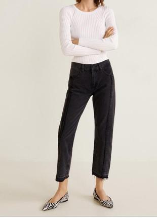 Mango новые джинсы с биркой 34 размер