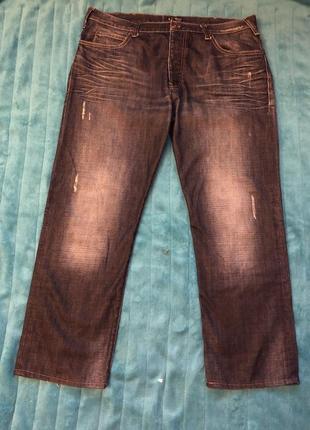Стильные джинсы armani jeans
