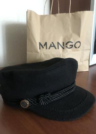 Кепи, кепка, шапка mango