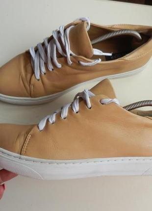 Кожаные туфли tiger of sweden 38р