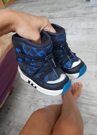 Сапожки,сапоги,ботинки adidas оригинал