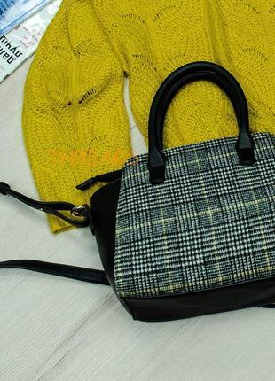 Очень стильная сумка от французского бренда kiabi