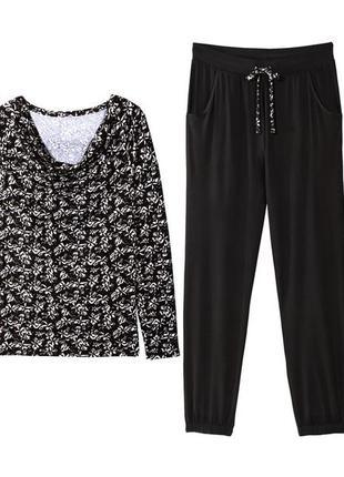 Комплект для дома и отдыха пижама женская р.м
