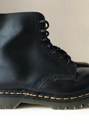 Кожаные ботинки dr. martens original smooth оригинал made in england