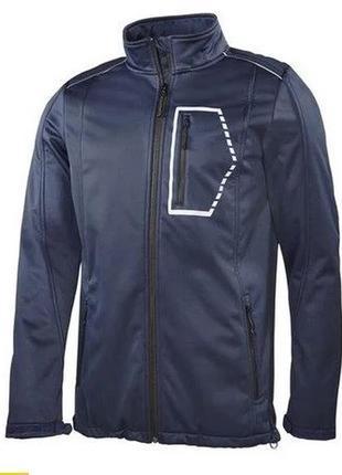 Куртка softshell с флисом crivit, германия xl