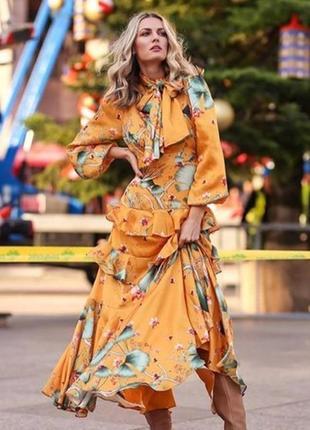Шикарное платье johanna ortiz x h&m!