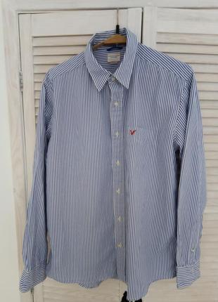 Рубашка большой размер 190см/100-120кг