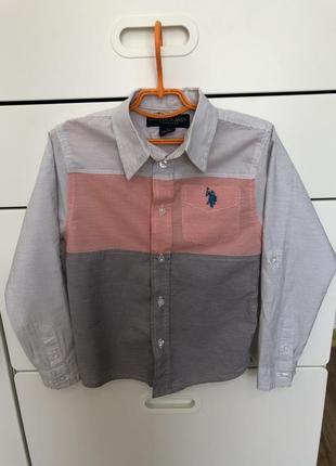 Рубашка u.s. polo