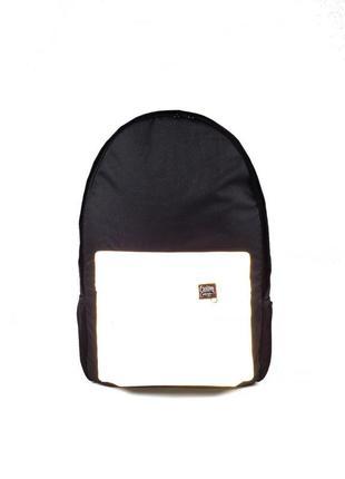 Рюкзак custom wear duo black reflective