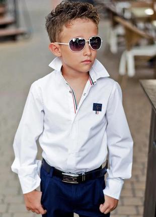 Стильная рубашка томи