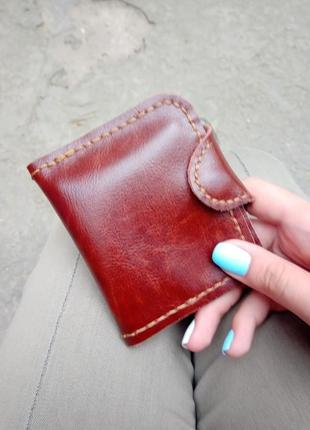 Якісний гаманець натуральна шкіра