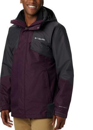 Зимняя куртка columbia bugaboo