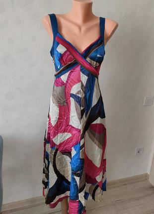 100/ натуральний шовк 🔥 платье, плаття, сарафан