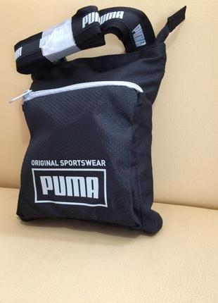 Мессенджер puma sw sportswear сумка через плечо на пояс оригинал новая сумочка