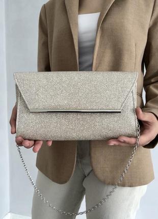 Шикарна сумочка/клатч