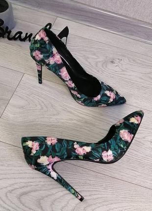 Шикарные лодочки туфли