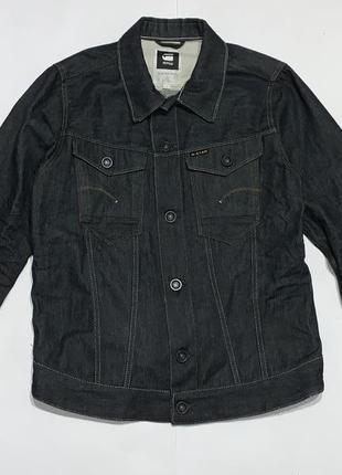 Джинсовая куртка, пиджак, джинсовка g-star raw 3301